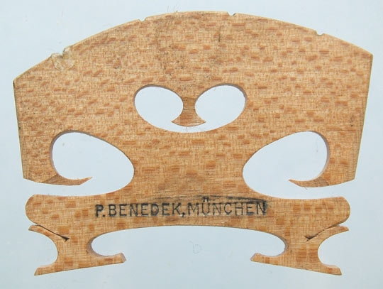 p benedek munchen – violin