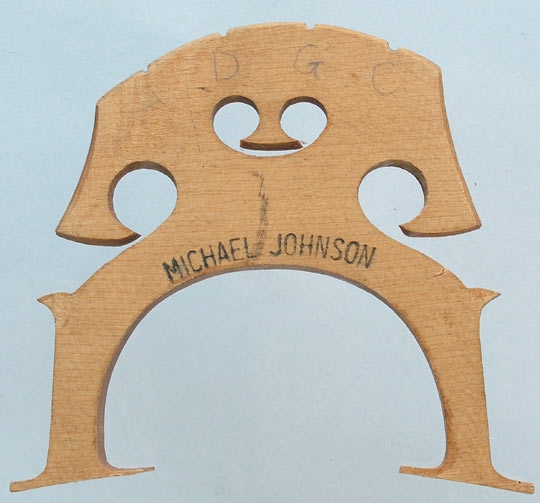 micheal johnson – cello