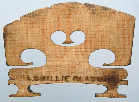 a smillie glasgow – violin
