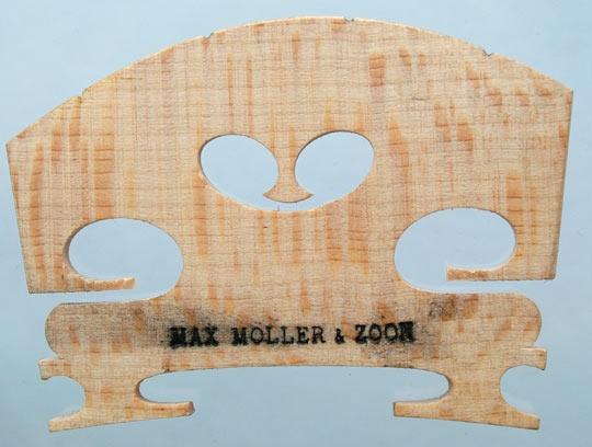 max moller & zoon – violin