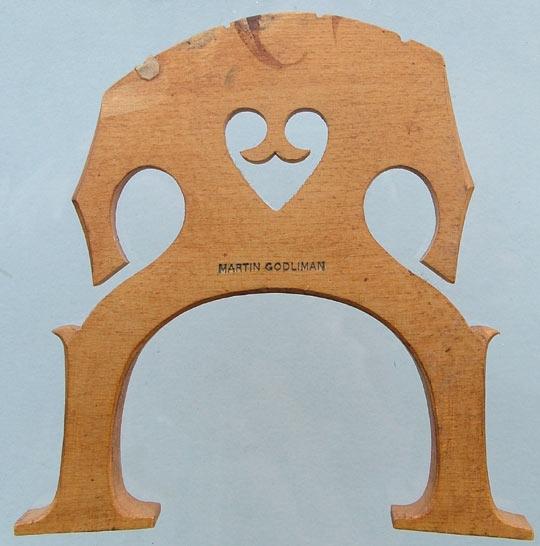 martin godliman – cello