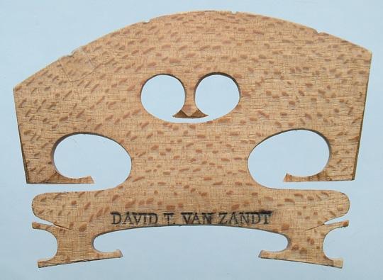 david t van zandt – violin