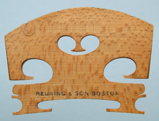 reuning & son boston – violin