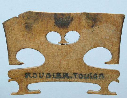 rougier toulon – violin