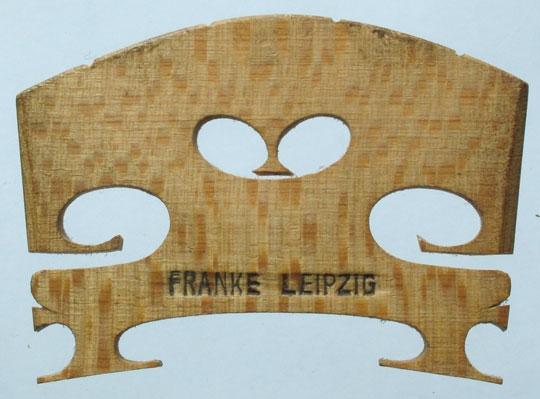 franke leipzig – violin
