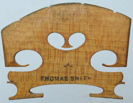 thomas smith – violin