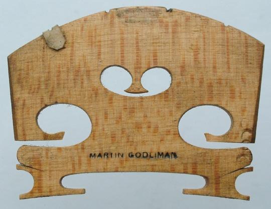 martin godliman – viola