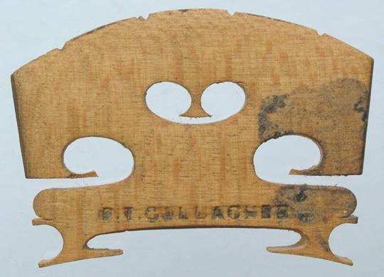 p t gallagher – violin