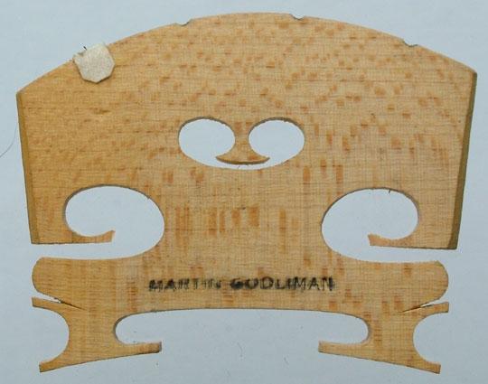 martin godliman – violin