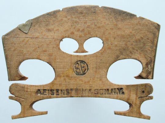 aeisenstein & son n y violin