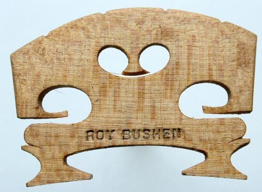 roy bushen – violin