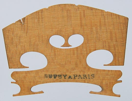 dupuy a paris – violin