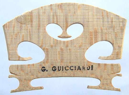 g guicciardi – violin