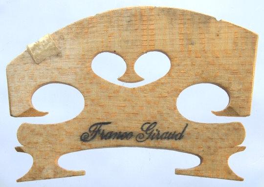 franco giraund – violin