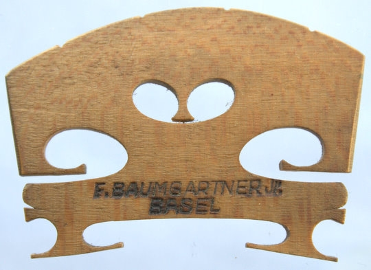 f baumgartner jr basel – violin