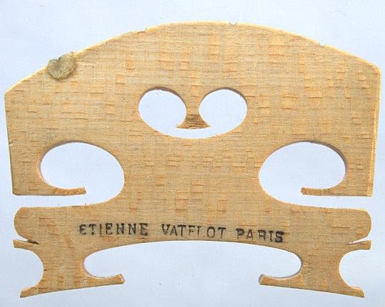 etienne vatelot paris – violin