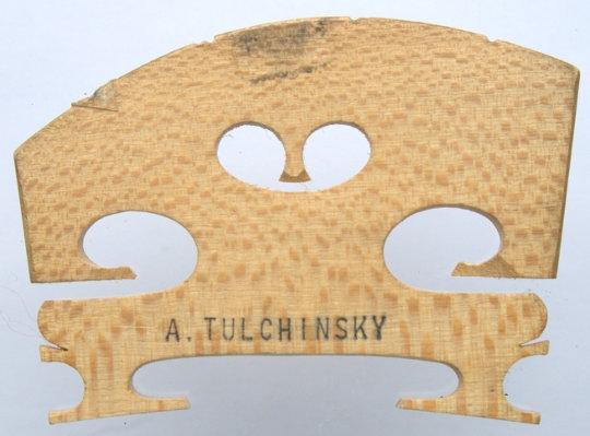 a tulchinsky – violin