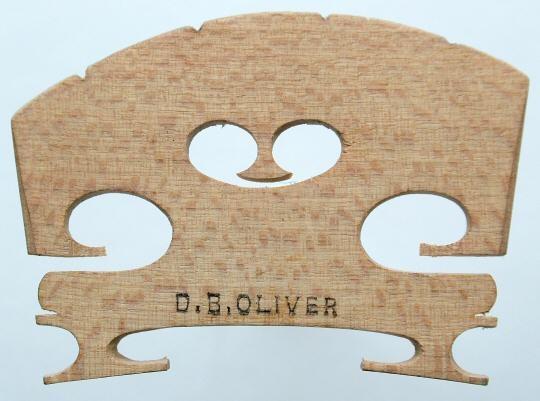 d b oliver violin