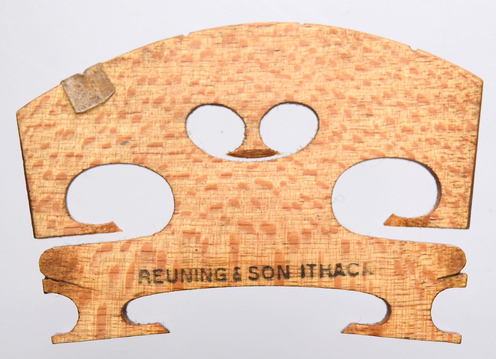 REUNING & SON ITHACA