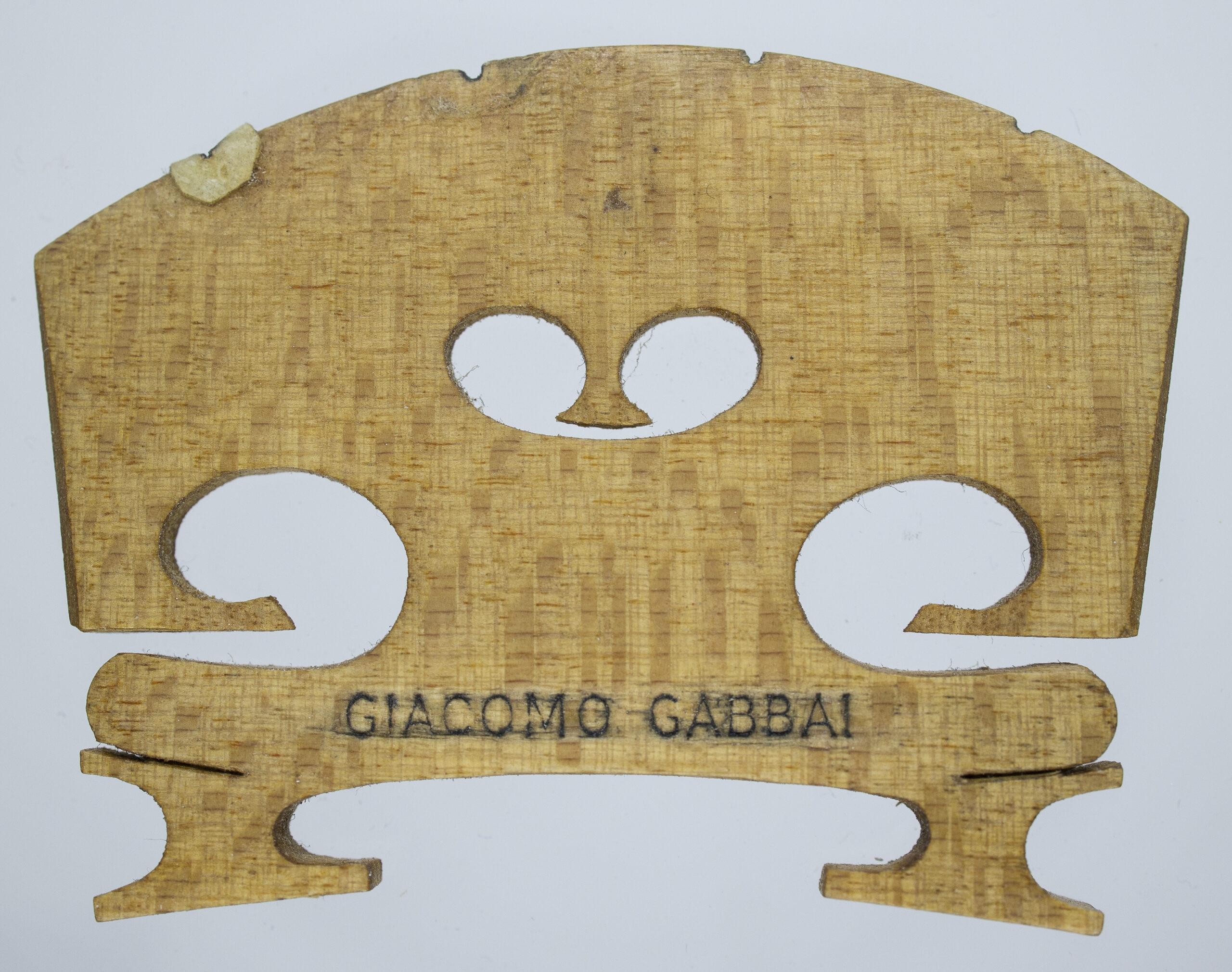 GIACOMO GABBAI